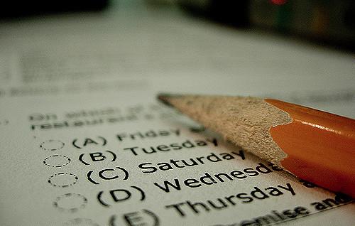 High School Midterm Exams