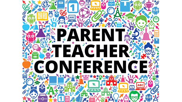 Parent Conferences 6-8pm-Half Day