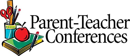 Parent Teacher Conferences-Half Day 1-3pm