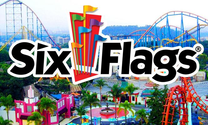 Six Flags Trip-Middle School